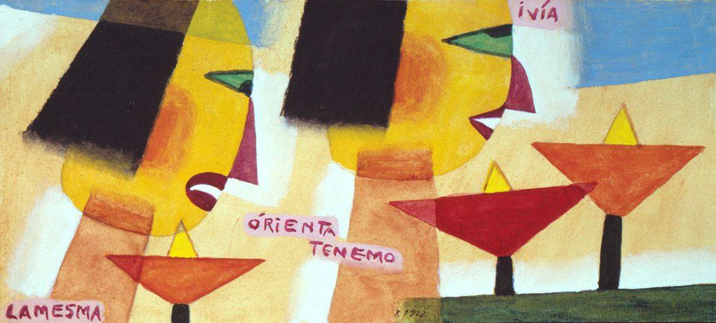 La Mesma Orienta – 1922