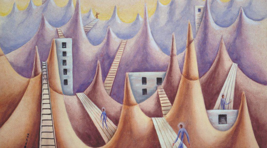 Barreras Melódicas – 1948 - Xul Solar