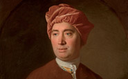 Retrato de David Hume